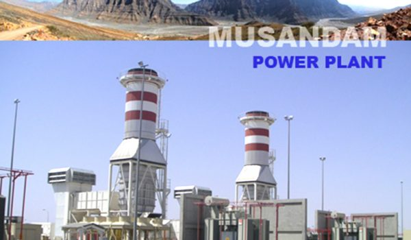 36 Construction of central gas fired power station, Musandam Area, Oman